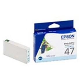 エプソンインクカートリッジライトシアンライトシアンICLC47