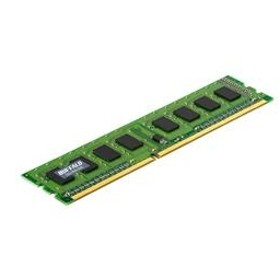BUFFALOデスクトップ用メモリ PC3-12800 240ピン DDR3 SDRAM DIMM(4GB×1)D3U1600-S4G
