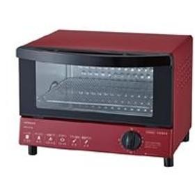 日立オーブントースターレッドHTO-CT30 R