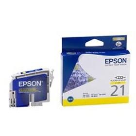 エプソンインクカートリッジイエローICY21