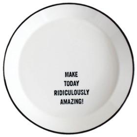 スパイスTODAY`S MAKE PLATE 16cm WHITESTANDARD LIFE-MAKE TODAYホワイトJYA688WH