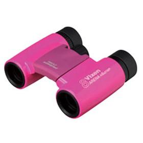 ビクセン双眼鏡ARENAピンクアリ-ナH8X21WP(ピンク)