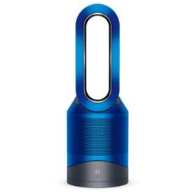 ダイソン空気清浄機能付ファンヒーターDyson Pure Hot + Cool Linkアイアン/ブルーHP03IB