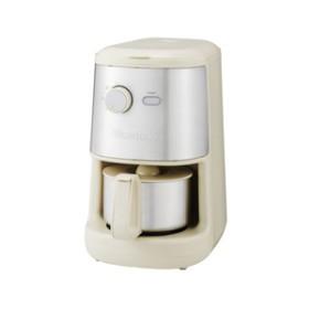 ビタントニオコーヒーメーカーVitantonioアイボリーVCD-200-I
