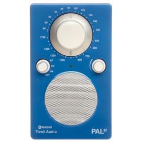 Tivoli AudioBluetoothワイヤレス AM/FMラジオスピーカーPAL BTブルー/ホワイトPALBT-1772-JP