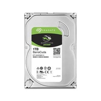 SEAGATE3.5インチ内蔵ハードディスクドライブ(1TB)BarraCudaST1000DM010