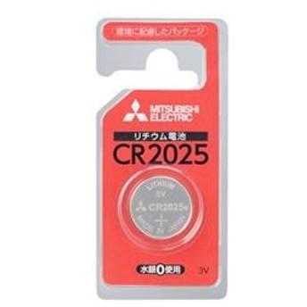 三菱リチウムコイン電池 1本入りCR2025D/1BP