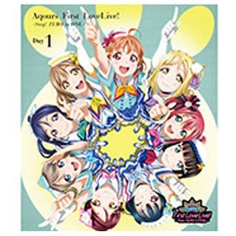 ワーナーホームビデオラブライブ!サンシャイン! Aqours First LoveLive! -Step! ZERO to ONE- Day1【Blu-ray】LABX-8225/6