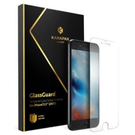 アンカーiPhone 8 Plus用 強化ガラス液晶保護フィルムKARAPAX GlassGuardA7479001