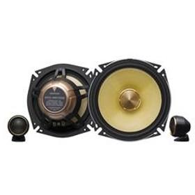KENWOOD17cmセパレートカスタムフィット・スピーカー(2本1組)ブラックKFC-XS1703