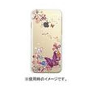 クリアアーツiPhone 6 クリアソフトケース 蝶06-IP6-TP0083