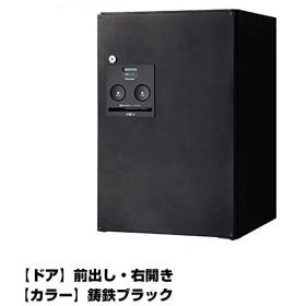 PANASONIC CTNR4020RTB 鋳鉄ブラック COMBOミドルタイプ [宅配ボックス(前出し・右開き)] その他の収納家具・収納用品