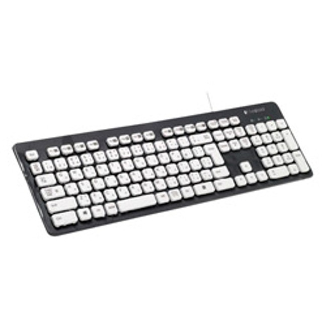 ロジクールキーボードグレーK310