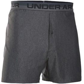 アンダーアーマー(UNDER ARMOUR) オリジナルシリーズ ボクサー UA Original Boxer Short 091:CBH/BLK 1277271 トレーニング アンダーウェア 下着 パンツ
