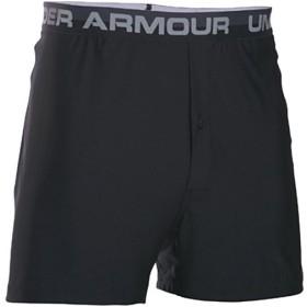 アンダーアーマー(UNDER ARMOUR) オリジナルシリーズ ボクサー UA Original Boxer Short 001:BLK/STL 1277271 トレーニング アンダーウェア 下着 パンツ