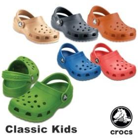 【送料無料対象外】CROCS CAYMAN Kids クロックス キッズ ケイマン サンダル 【子供用】[AA]【35】