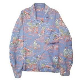 VINTAGE 50's レーヨンアロハシャツ