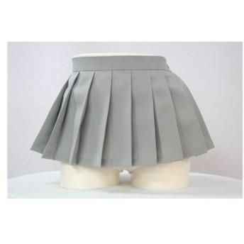 コスプレ衣装 コスチューム 超ミニ プリーツスカート 20cm丈 プリーツスカート マイクロミニ セクシー cos4558mjb