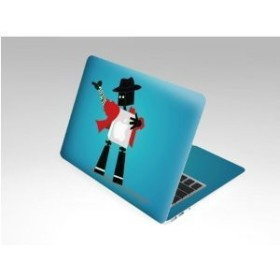 MacBook Air ステッカー シール 11インチ Entertainer