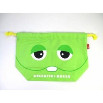 ガチャピン 巾着 Ver2