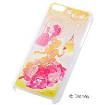 レイ・アウト New iPhone(2013)用 ディズニージュエリーシェルジャケット RT-DP6F/BL(1コ入)[ケース・ジャケット]