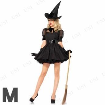 コスプレ 仮装 魅惑的な魔女 大人用 M コスプレ 衣装 ハロウィン 仮装 余興 大人 コスチューム レディース 魔女 女性用 パーティーグッズ