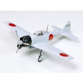 タミヤ 1/48 傑作機シリーズ 日本海軍 零式艦上戦闘機32型 (A6M3)【61025】プラモデル 【返品種別B】