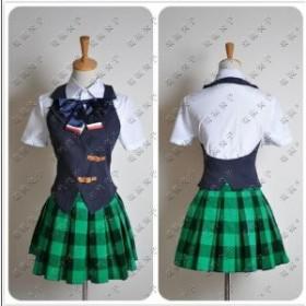 DK357うたの☆プリンスさまっ♪七海春歌 女子夏制服・コスプレ衣装・完全オーダーメイド