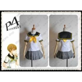 ペルソナ P4 八十神高校女子制服(夏) 風 コスプレ衣装 完全オーダーメイドも対応可能