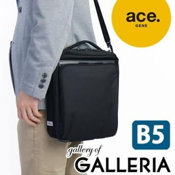 【商品レビューで+5倍】ace.GENE エースジーン ビジネスバッグ FLEX LITE Fit 2WAY ショルダーバッグ (B5対応) メンズ 54553