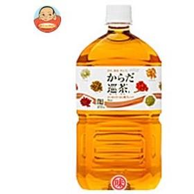 【送料無料】 コカコーラ  からだ巡茶(めぐりちゃ)  1000mlペットボトル×12本入