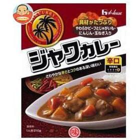 【送料無料】【2ケースセット】 ハウス食品  ジャワカレー  レトルト 辛口  210g×30個入×(2ケース)