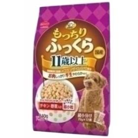 日本ペットフード ビタワンもっちりふっくら11以上用 840g 25600 【ペット用品 犬用フード(ドライ) 高齢犬用】