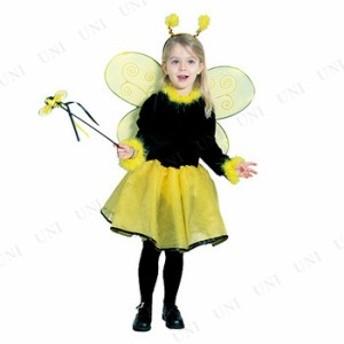 コスプレ 仮装 プリティーハニービーHoneyBee 子供用 S コスプレ 衣装 ハロウィン 仮装 子供 コスチューム 子ども用 キッズ こども パー