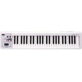 ローランド A-49-WH 49鍵MIDIキーボード・コントローラー (ホワイト)Roland[A49WH]【返品種別A】