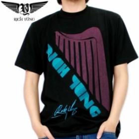【新品】 【メール便対応】 リッチ ヤング S/S Tシャツ RY-SP10-06 ブラック RICH YUNG SS Black 【メンズ/半袖】