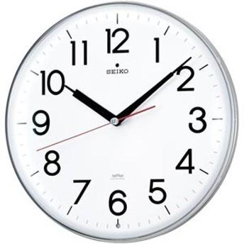 セイコークロック 電波掛け時計 KX-301-H[KX301H]【返品種別A】