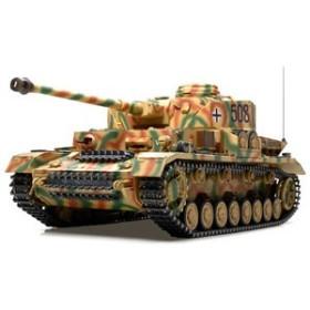 タミヤ 1/16 RC ドイツ IV号戦車J型 フルオペレーションセット(プロポ付)【56025】ラジコン 【返品種別B】