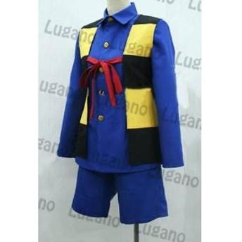 DK892 ◆ ゲゲゲの鬼太郎 鬼太郎 (きたろう) 風  コスプレ衣装  新品 完全オーダメイドも対応可