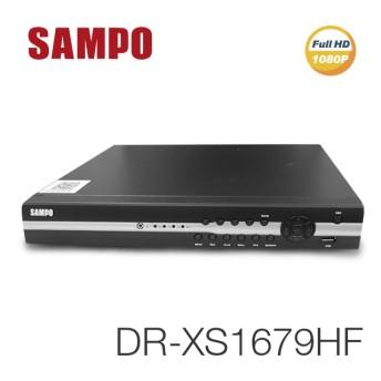 聲寶 DR-XS1679HF 16路 H.264 1080P高畫質 監視監控錄影主機