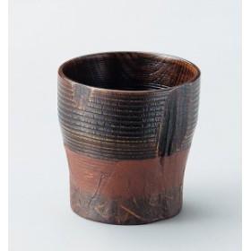 越前漆器 アートカップ 和紙張り (木製 漆塗 うるし塗)806303
