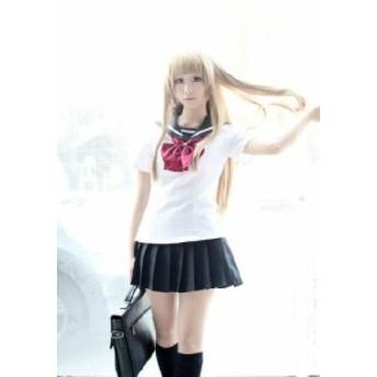 絶園のテンペスト☆不破 愛花(ふわ あいか)   コスプレ衣装 ★ 完全オーダメイドも対応可能  K1801