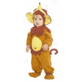 !! モンキーSee・モンキーDo ベビー用 Inf 仮装 衣装 コスプレ ハロウィン 子供 キッズ コスチューム 子ども用 動物 アニマル ベビー 赤