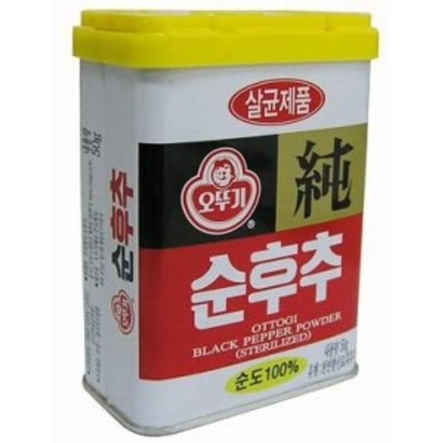 オットギ  純胡椒  50g ★韓国食品市場★韓国料理/韓国食材/調味料/韓国ソース/韓国味噌