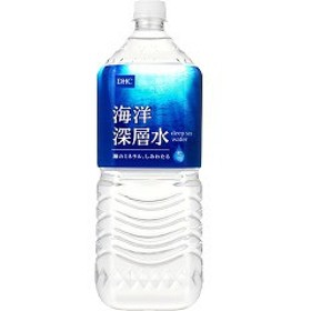 DHC 海洋深層水(2L12本セット)[海洋深層水]