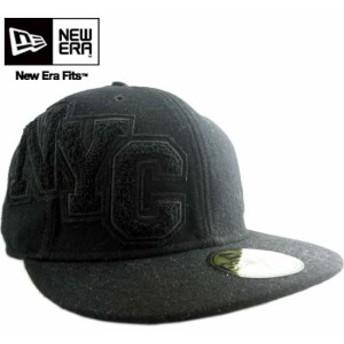 【新品】 New Era Cap ニューエラ キャップ Chaniled ニューヨーク ヤンキース NYC ブラック 【ボア/異素材/帽子/NewEra/Black/MLB】