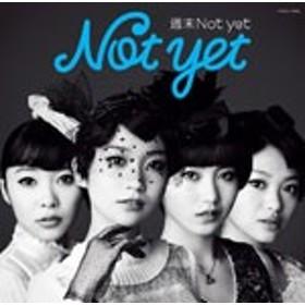 週末Not yet(Type-C)/Not yet[CD]通常盤【返品種別A】