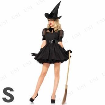 コスプレ 仮装 魅惑的な魔女 大人用 S コスプレ 衣装 ハロウィン 仮装 余興 大人 コスチューム レディース 魔女 女性用 パーティーグッズ