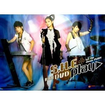 S.H.E (エスエイチイー)Play アルバムポスター2