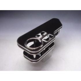【売り切り! お買い得】RF3~8ステップワゴン サイドテーブル 運転席側 ブラック BKxシルバー
